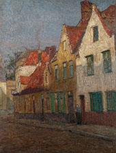 Bruges By David Davies