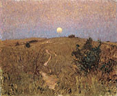 Moonrise By David Davies
