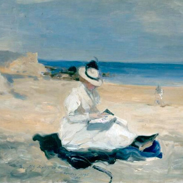 Oil Painting Reproductions of Charles Conder