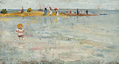 Ricketts Point Beaumaris 1890 By Charles Conder
