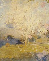 Springtime 1892 By Charles Conder