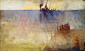 The Wreck By Charles Conder