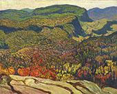 Forest Wilderness 1921 By J.E.H. MacDonald