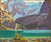 Lake O'Hara By J.E.H. MacDonald