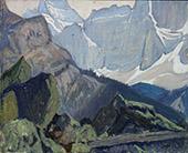 Mount Biddle By J.E.H. MacDonald