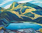 One Lake 1929 By J.E.H. MacDonald
