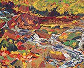 The Wild River 1919 By J.E.H. MacDonald