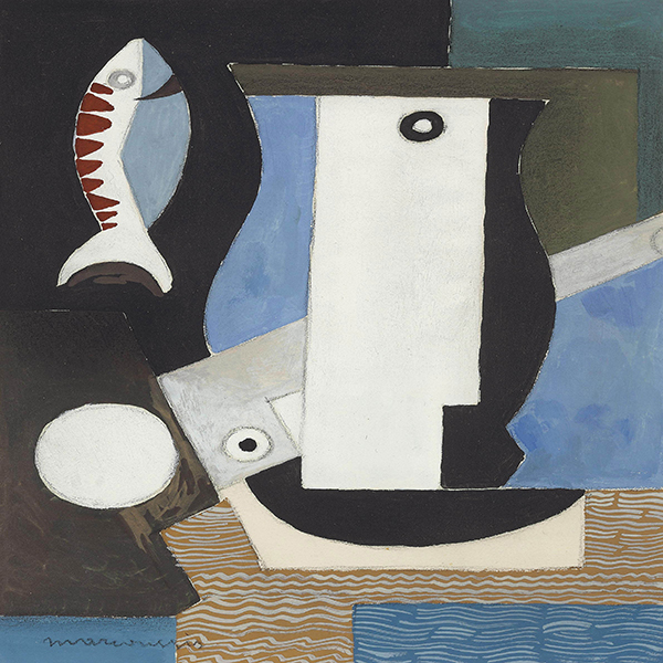 Oil Painting Reproductions of Louis Marcoussis