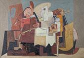 Le Lecteur By Louis Marcoussis