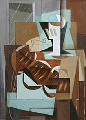 Rain 1929 By Louis Marcoussis