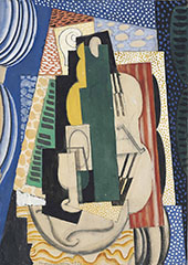 Still Life By Louis Marcoussis