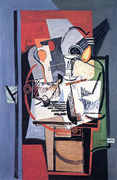 Still Life IV By Louis Marcoussis
