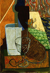 Still Life VI By Louis Marcoussis