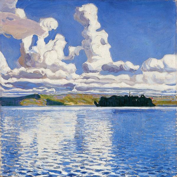 Oil Painting Reproductions of Akseli Gallen Kallela