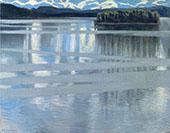 Lake Keitele By Akseli Gallen Kallela