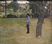 Game Warden 1805 By Fernand Khnopff