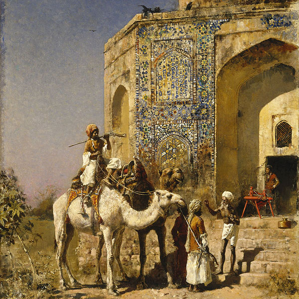 Oil Painting Reproductions of Edwin Lord Weeks