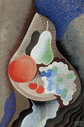 Still Life 1930 By Bela Kadar