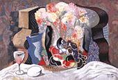 The Great Still Life 1935 By Bela Kadar