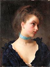 Delicate Beauty By Gustav Jacquet