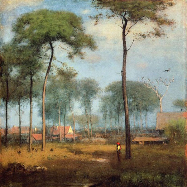 Oil Painting Reproductions of George Inness