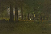 Edge of The Forest 1891 By George Inness