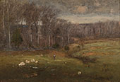 Frosty Morning Montclair 1885 By George Inness
