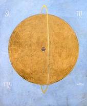 The Dove No 13 Group IX By Hilma AF Klint