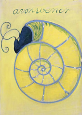 Primordial Chaos No 08 Group 1 By Hilma AF Klint