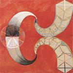 The Swan, No 9, Group IV By Hilma AF Klint