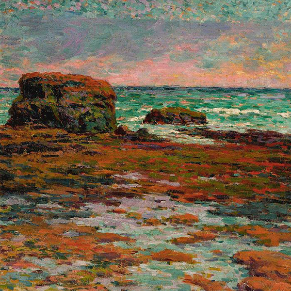 Oil Painting Reproductions of Claude Emile Schuffenecker