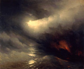 Disaster 1898 By Ivan Aivazovsky