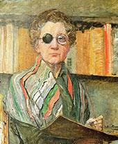 Self Portrait 1939 By Jo Koster