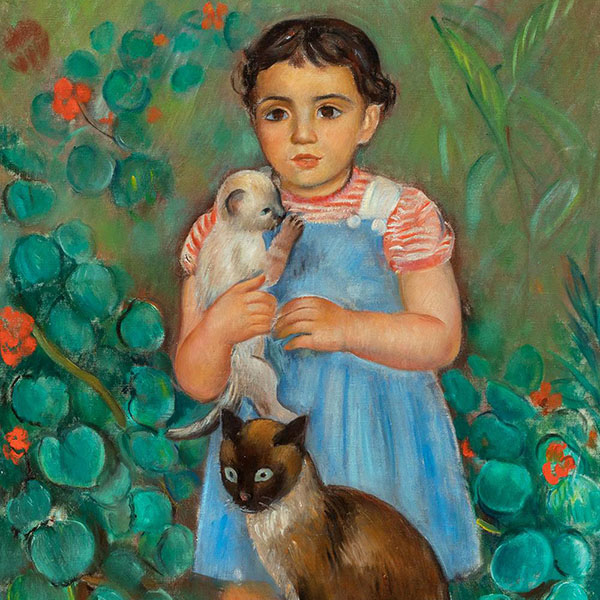 Oil Painting Reproductions of Joaquim Sunyer