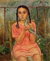 Maria Dolors 1916 By Joaquim Sunyer
