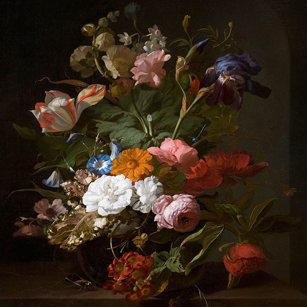 Oil Painting Reproductions of Rachel Ruysch