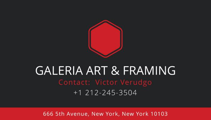 Galeria Art & Framing Inc