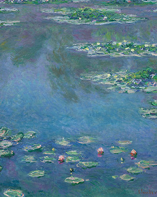 Claude Monet  - Water Lilies 1906
