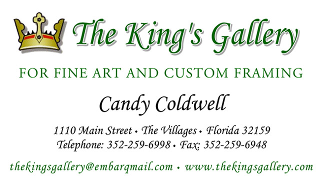 The King's Gallery - For Fine Art and Custom Framing