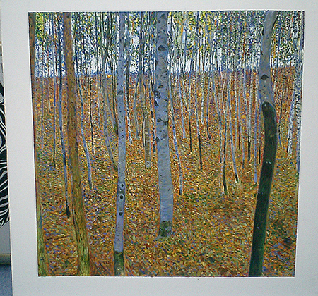 Beech Forest I 1902 - <a href='https://www.reproduction-gallery.com/artist/gustav-klimt/?page=1&perpage=All'>More Detail</a>