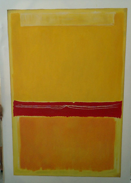Untitled - <a href='https://www.reproduction-gallery.com/artist/mark-rothko-inspired-by/'>More Detail</a>