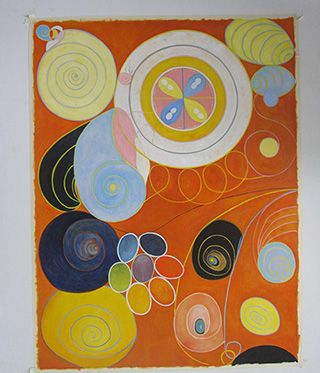 They Tens Mainstay IV 1907 - <a href='https://www.reproduction-gallery.com/artist/hilma-af-klint/?page=1&perpage=All'>More Detail</a>
