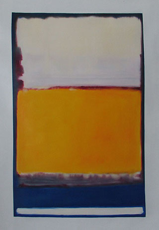 No 10 1950 By Mark Rothko - <a href='https://www.reproduction-gallery.com/oil-painting/1030408292/no-10-1950-by-mark-rothko/'>More Detail</a>