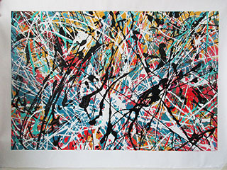 Jackson Pollock - <a href='https://www.reproduction-gallery.com/artist/jackson-pollock/'>More Detail</a>