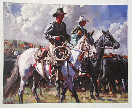 Cowboy and Western - <a href='https://www.reproduction-gallery.com/movement/cowboy-western/'>More Detail</a>