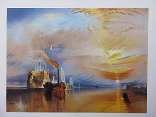 The Fighting Temeraire 1838 By Joseph Mallord William Turner - <a href='https://www.reproduction-gallery.com/oil-painting/1173410539/the-fighting-temeraire-1838-by-joseph-mallord-william-turner/'>More Detail</a>