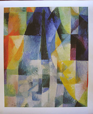 Simultaneous Windows By Robert Delaunay - <a href='https://www.reproduction-gallery.com/oil-painting/1559721592/simultaneous-windows-by-robert-delaunay/'>More Detail</a>