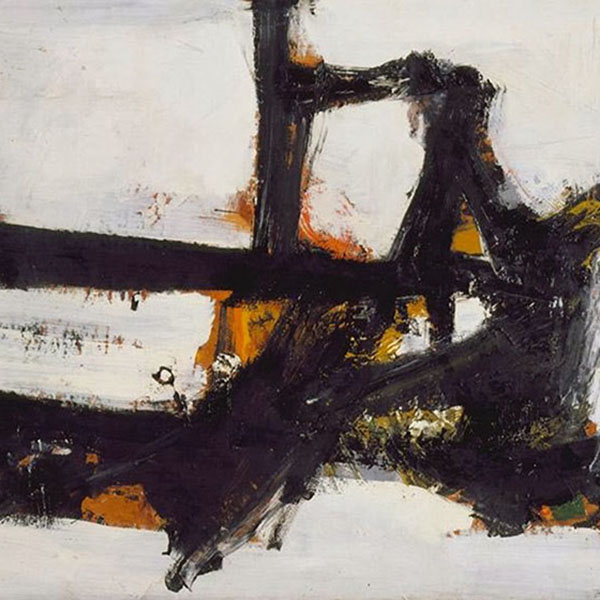 Abstract-Expressionism Oil Paintings