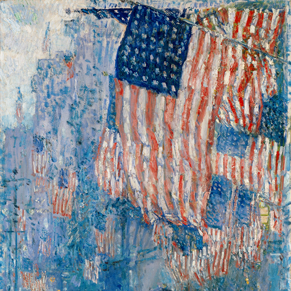 American Impressionism Oil Paintings